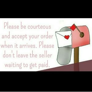 Other - 🤗Please accept your orders 🤗